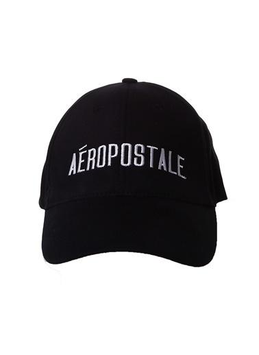 Aeropostale Şapka Siyah